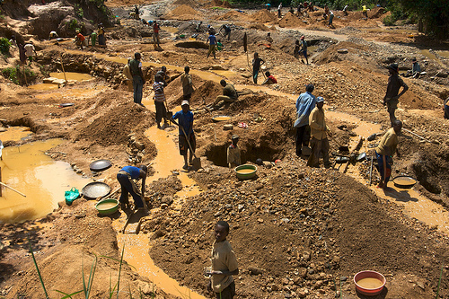 A secret war rages in the Congo, funded by the minerals that end up in our mobile phones. Beth Warin asks: are technology companies and consumers prepared to take responsible action?