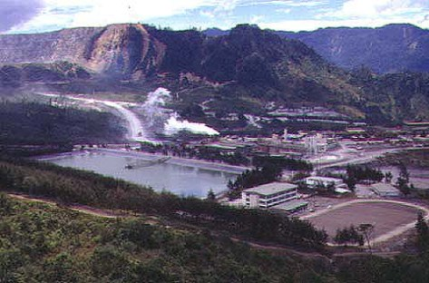 Porgera Gold Mine, Papua New Guinea