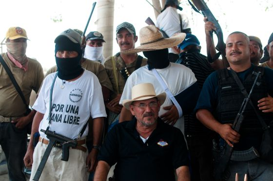 autodefensias in mexico: betrayed by government
