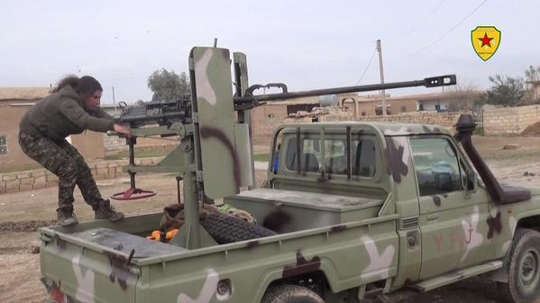War against Daesh: Latest reports from YPG Media Centre (Kurdistan)