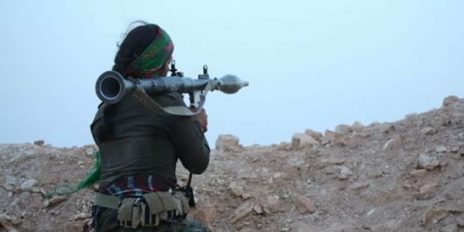 the seige of kobani drags on, in the cold of the approaching winter
